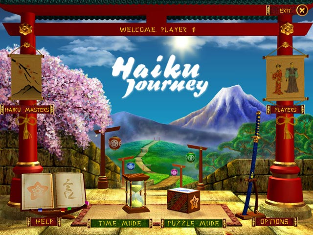 Haiku Journey: a game for haiku and word lovers.